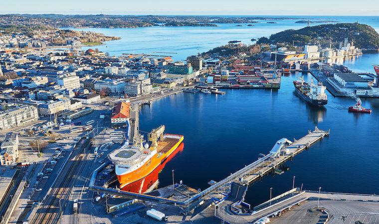 Kristiansand havn