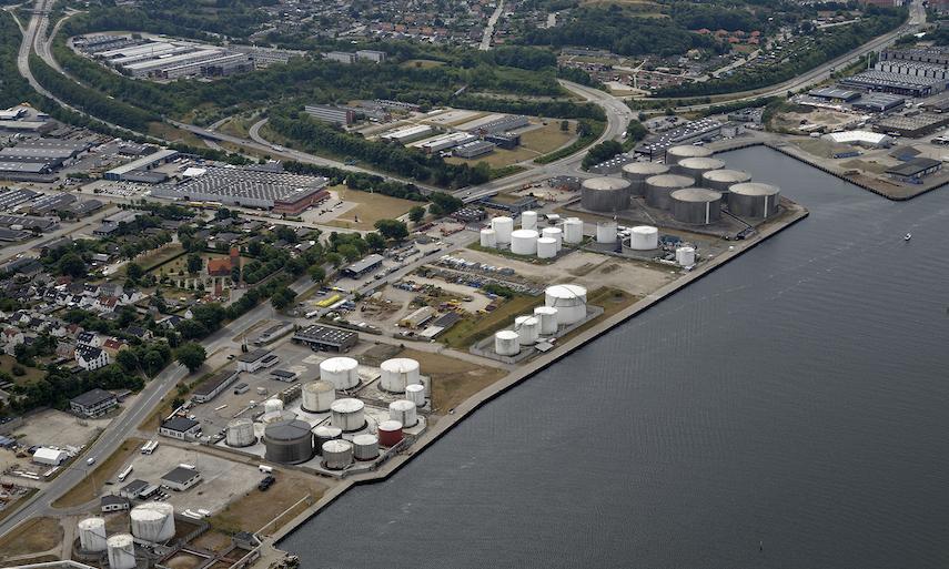 Centralhavnen Aalborg havn
