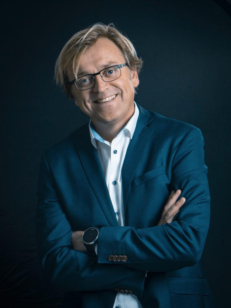 Jørn Askvik Daglig leder Shortsea Promotion Centre Norway